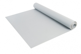 Anti-slip matting roll, 2000mm x 500mm, grey