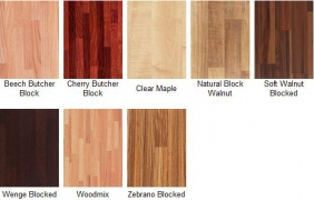 Wood Effect Worktops