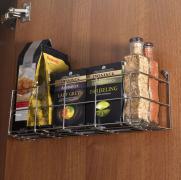 Door mounted rack (deep rack)