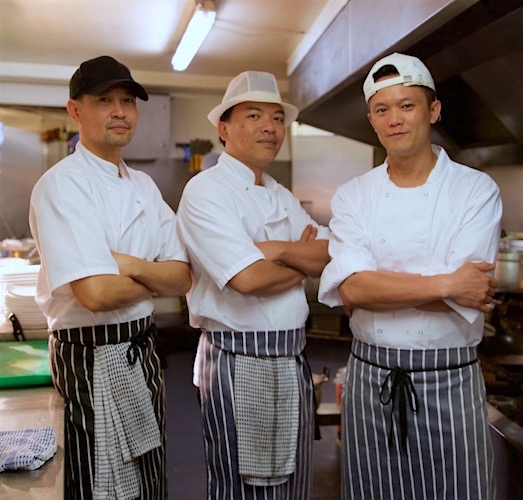 Our talented Chefs