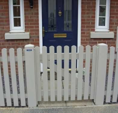 Matching gate