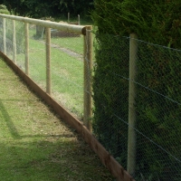Netting & Wire Fencing