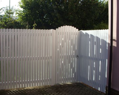 Palisade Screen Fencing