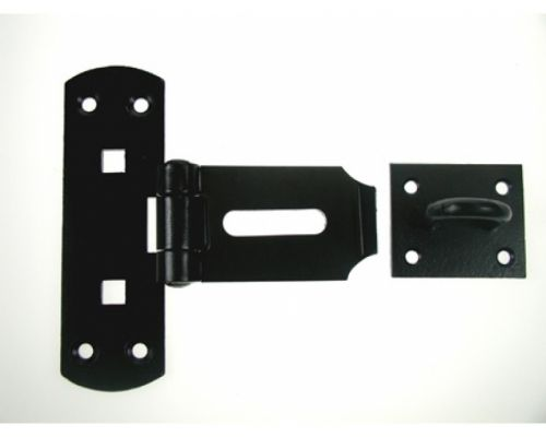 Vertical Hasp & Staple