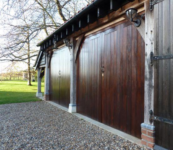 Solid Bi Folding Doors