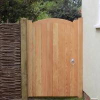 Softwood Pedestrian Gates