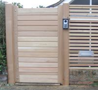 Cedar Horizontal gate