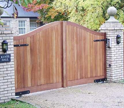 Needham gates in Iroko