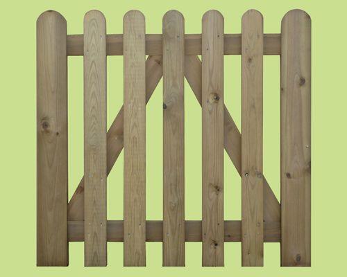 Helmingham Hand Gate