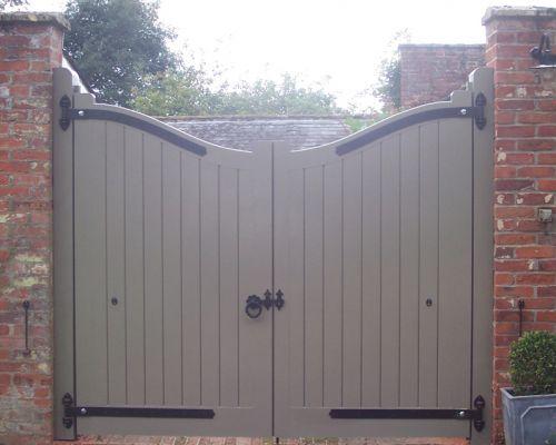 Southwold Gates