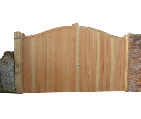 Deben gates in Douglas Fir