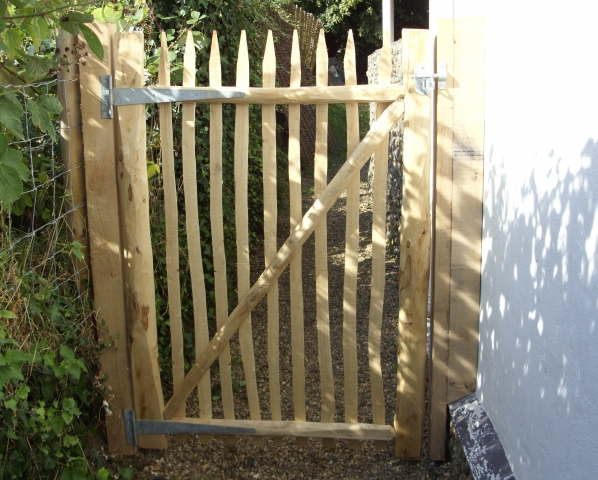 Chartwell gate