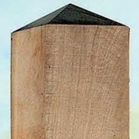 Hardwood Posts & Wall plates