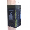 Post Saver fitted on a Douglas Fir post