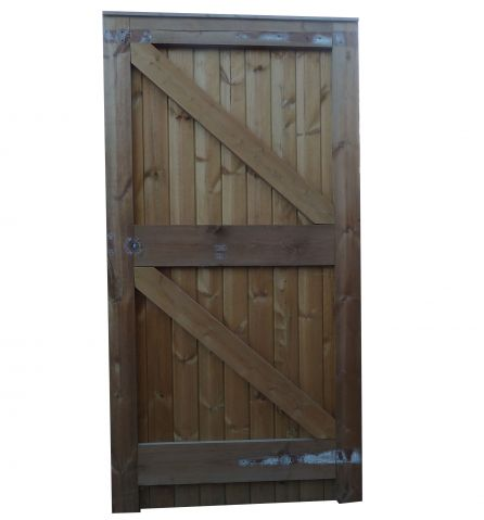 Glemham Pressure treated gate