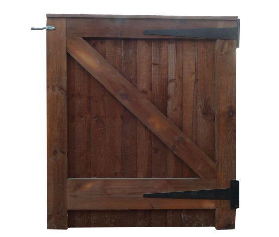 Haughley Hand gate reverse
