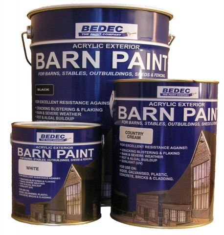 Barn paint