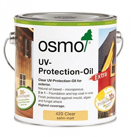 Osmo oil uv protection oil