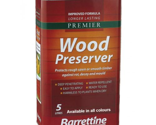 Barrettine Wood Preserver