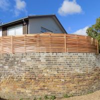 Wall Top Fencing