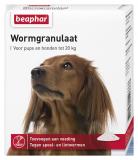 Wormgranulaat hond 3x 3g