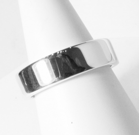 Melford Polished Ring
