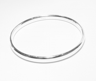 Sienna Bangle Sterling Silver