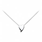 "Kit Heath Lust Heart Necklace 18"""