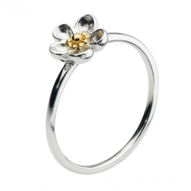 Kit Heath Wood Rose Ring