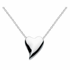 """Kit Heath Lustful Heart Necklace 18"""""""