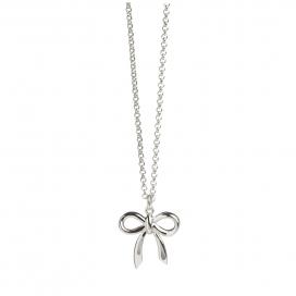 Muru Tiny Bow Pendant Silver/Gold Vermeil/Rose Gold Vermeil