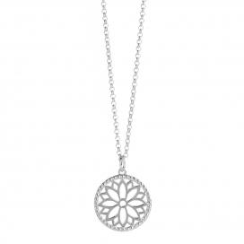Muru Mandala Pendant Silver/Gold Vermeil