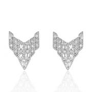V Jewellery Chrysler Earrings