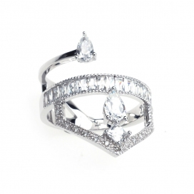 V Jewellery Anie Ring