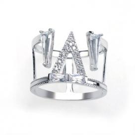 V Jewellery Elka Ring