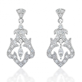 V Jewellery Romance Rai Earrings
