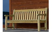 Large garden bench seat   gardenature