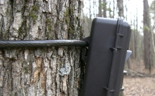 trail camera lock. gardenature.co.uk