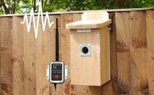 Wireless AHD Camera Nest Box flat roof