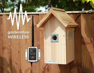 Wireless HD Camera Bird Box for TV