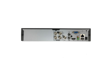 hybrid dvr  4 channel back