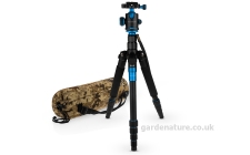 Tripod with carry case