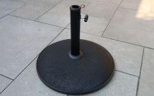 Concrete Parasol Base 15kg