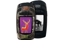 Seek thermal reveal cameras