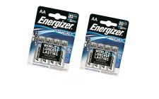 AA Ultimate Lithium batteries Energizer