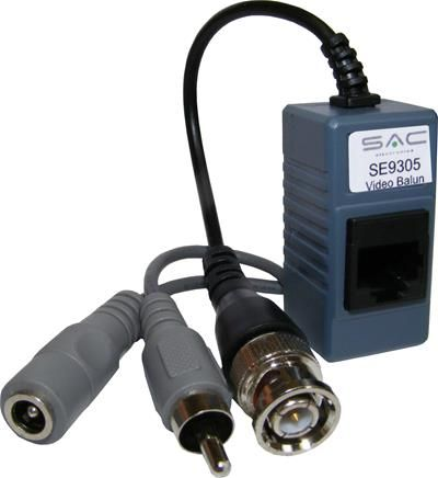 Video Audio Power Baluns