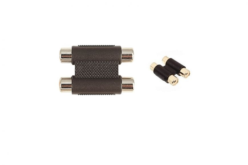 RCA Phono-Phono cable connector
