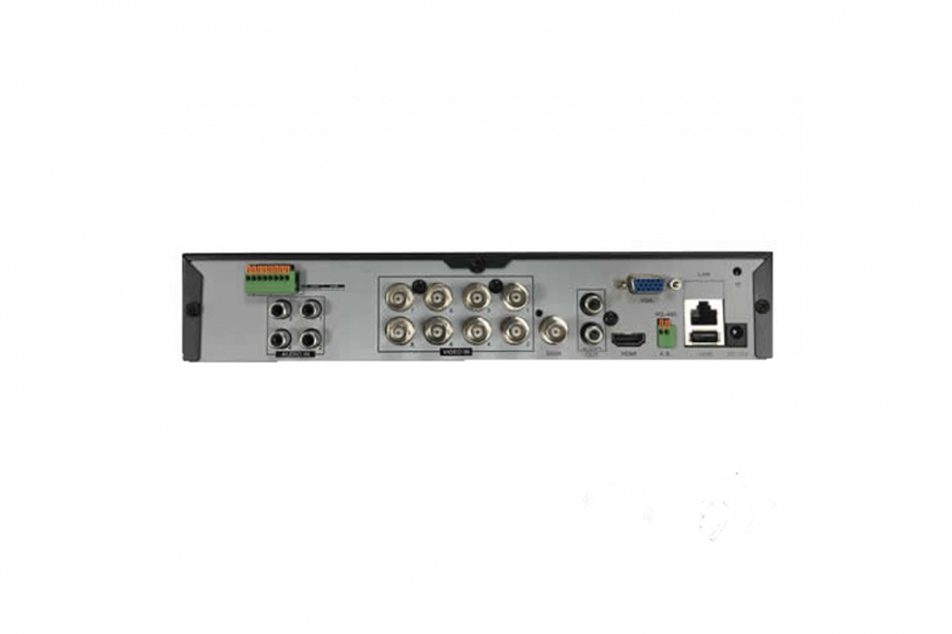 8channel dvr back