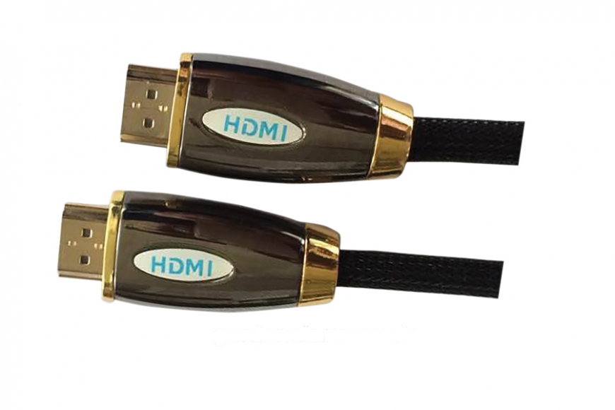 gold plated hdmi cable. 2 meter