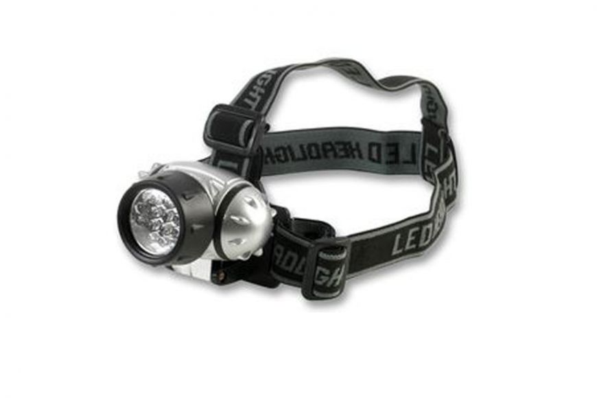12 LED Headlamp torch | gardenature
